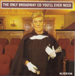 The Only Broadway CD/Cassette You'll Ever Need