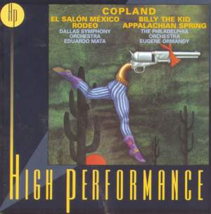 Copland: Orchestral Works