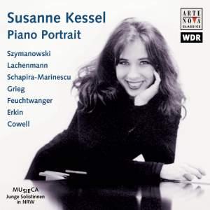 Susanne Kessel - Piano Portrait