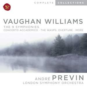Vaughan Williams - The Symphonies