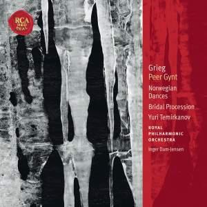 Grieg: Peer Gynt, incidental music, Op. 23, etc.