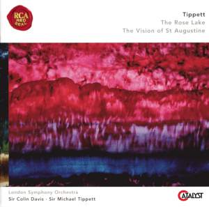 Tippett: The Rose Lake, etc.