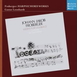 Froberger: Werke u Cembalo (Harpsichord Works)