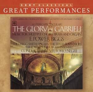 The Glory of Gabrielli