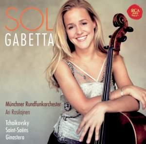 Sol Gabetta plays Tchaikovsky, Saint Saens & Ginastera