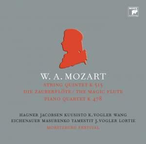 Mozart: Piano Quartet No. 1