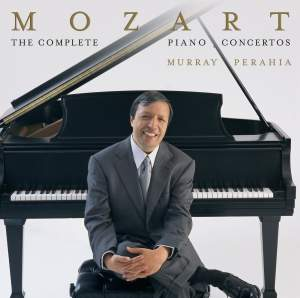 Mozart - Complete Piano Concertos Product Image