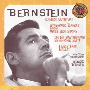 Bernstein: Candide Overture & other orchestral works [Expanded Edition]