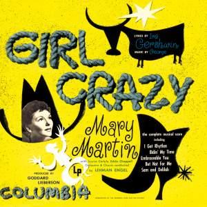 Girl Crazy (Studio Cast Recording (1952))