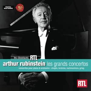 Arthur Rubinstein: Les Grands Concertos