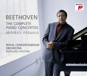 Beethoven: Piano Concertos Nos. 1-5 Product Image