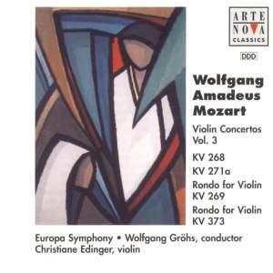 Mozart: Violin Concertos Vol. 3