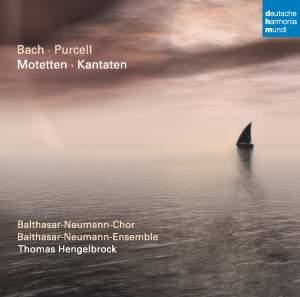 Bach & Purcell: Motetten und Kantaten