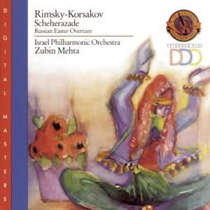 Rimsky-Korsakov: Scheherazade & Russian Easter Overture