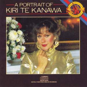 A Portrait of Kiri Te Kanawa Product Image