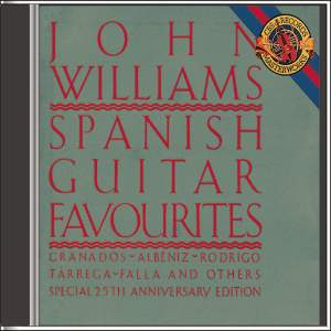 Spanish Guitar Favorites