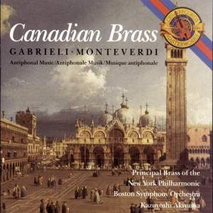 Monteverdi and Gabrielli Antiphonal Music