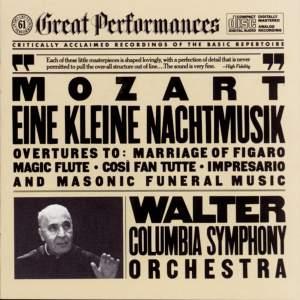 Mozart: Eine Kleine Nachtmusik & Opera Overtures Product Image