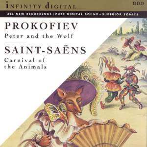 Prokofiev: Peter and The Wolf & Saint-Saens: Carnival of the Animals