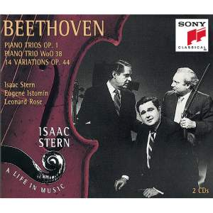 Beethoven: Piano Trios & Variations, Vol. II