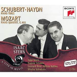 Schubert, Mozart & Haydn: Chamber works for piano and strings