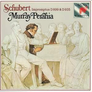 Schubert: Impromptus D899 & D935 Product Image