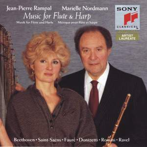 Flute and Harp Duets
