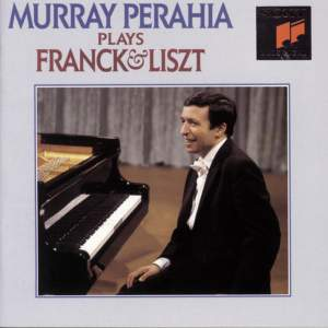 Murray Perahia plays Franck and Liszt
