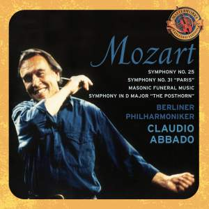 Mozart: Symphonies No. 31 & 25 & other orchestral works