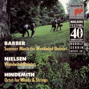 Chamber Music of Barber, Nielsen & Hindemith