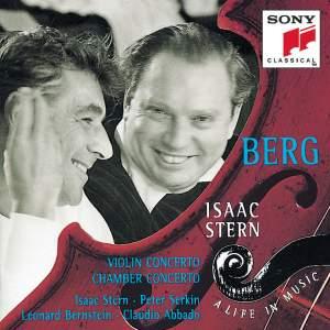 Berg: Violin Concerto & Kammerkonzert