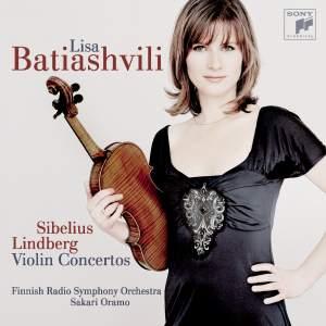 Sibelius & Magnus Lindberg: Violin Concertos Product Image