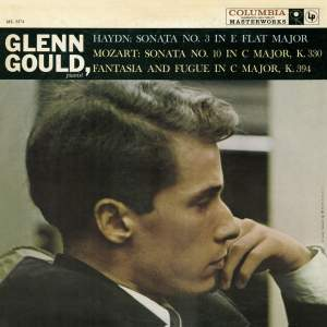 Volume 5 of the Glenn Gould Complete Jacket Collection