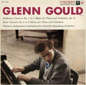 Volume 6 of the Glenn Gould Complete Jacket Collection