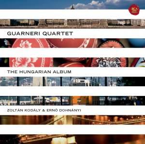 The Hungarian Album : Zoltan Kodaly & Erno Dohnanyi