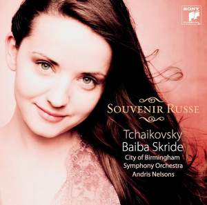 Tchaikovsky: Souvenir Russe