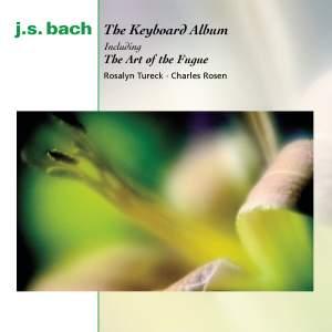 Bach - The Keyboard Album