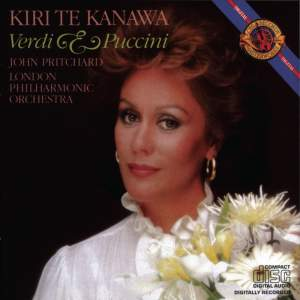 Kiri Te Kanawa sings Verdi and Puccini Arias