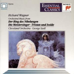 Wagner - Orchestral Music from Operas Product Image
