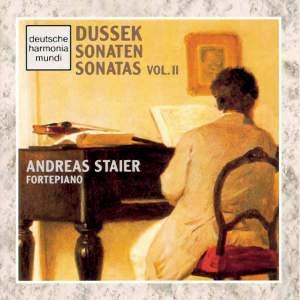 Dussek: Sonatas Vol. II