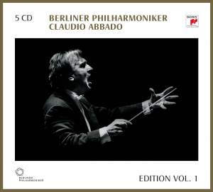 Claudio Abbado Edition Vol. 1 Product Image