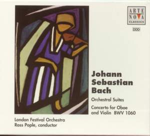 Bach, J S: Orchestral Suites Nos. 1-4, BWV1066-1069