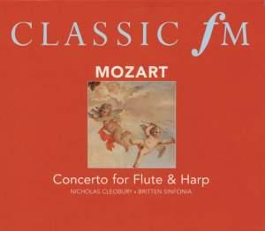 Mozart: Flute & Harp Concerto in C major, K299, etc.