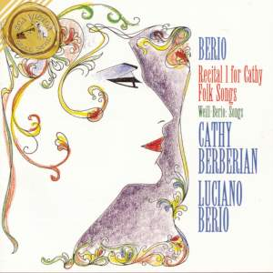 Berio: Recital I for Cathy & Folk Songs