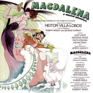 Magdalena (Studio Cast Recording) Product Image