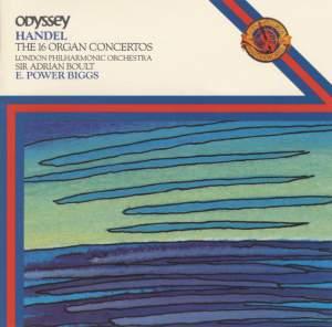Handel: 16 Organ Concertos