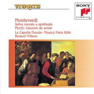 Monteverdi: Selva Morale E Spirituale (Venetia 1641)