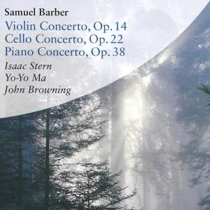 Barber: Violin Concerto, Op. 14, etc.