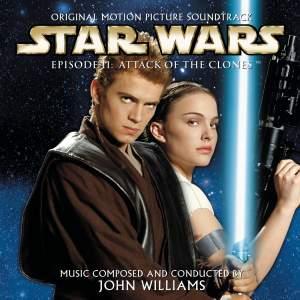 Williams, John: Star Wars Episode II: Attack of the Clones