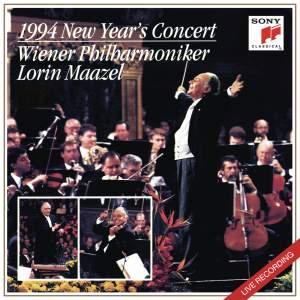Neujahrskonzert 1994